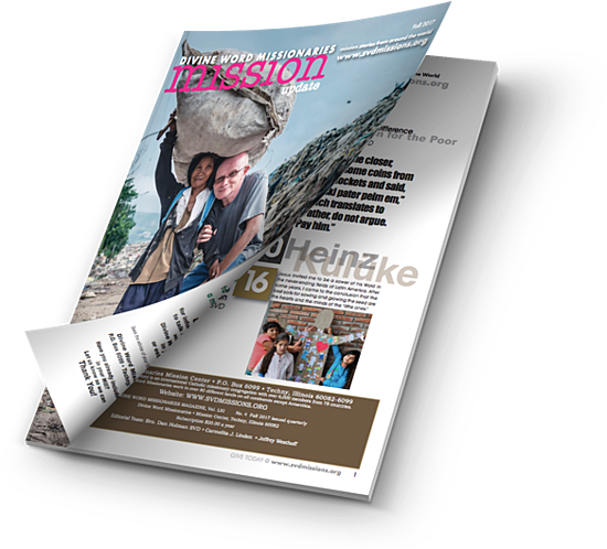 The Mission Update Magazine