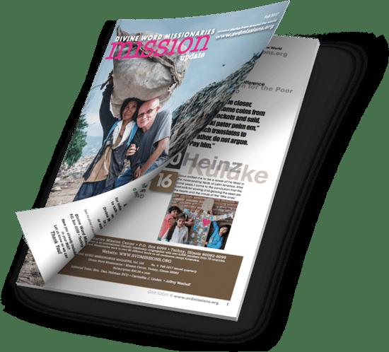 The Mission Update Magazine