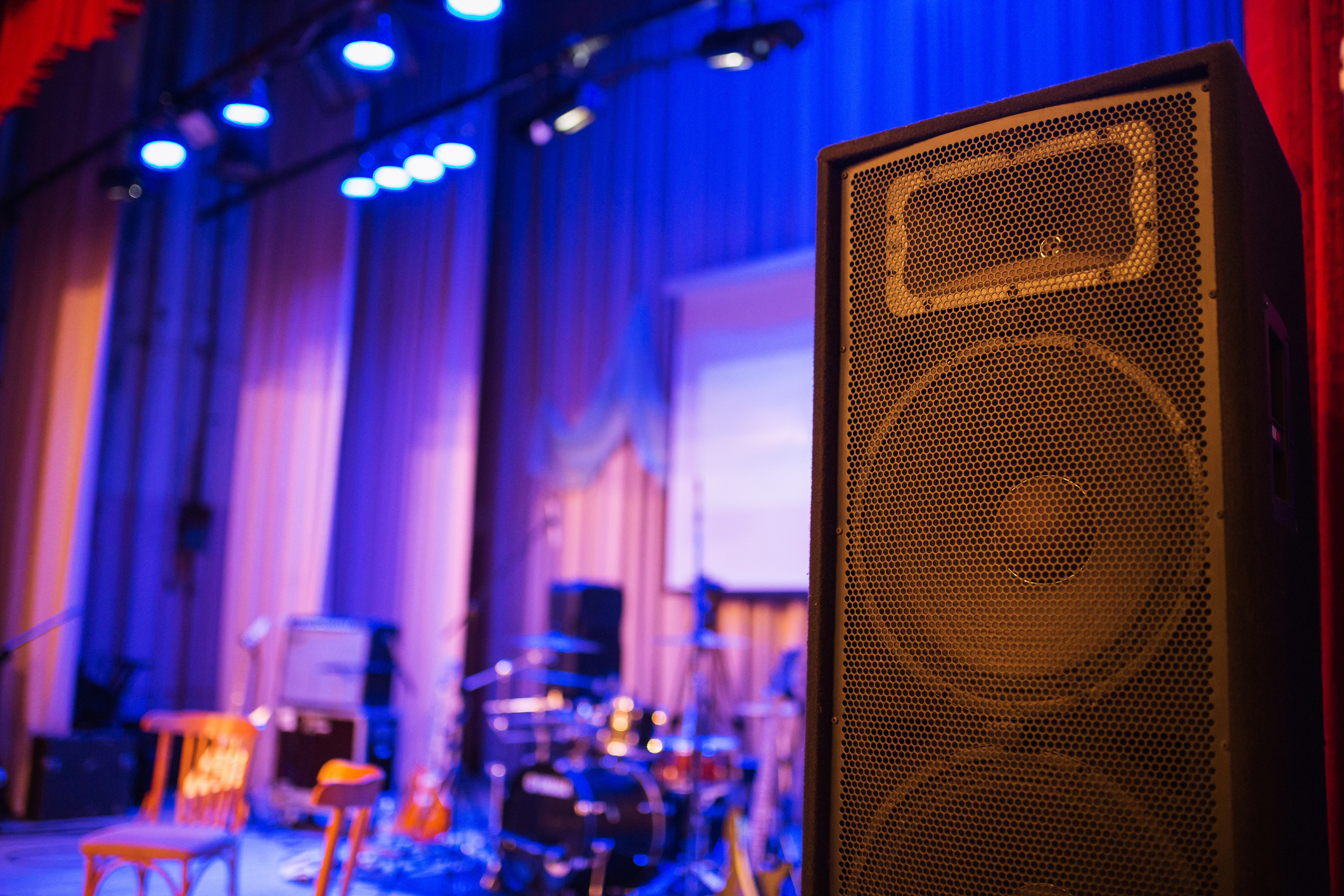 audio-speaker