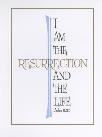 Resurrection Card