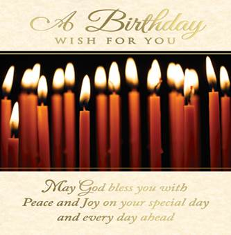 A Birthday Wish For You Card