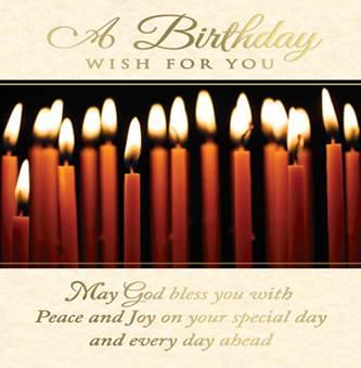 Mass Card Birthday - 3