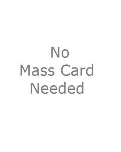 No Mass Card